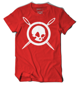 SKULL &amp; NEEDLES (Red)