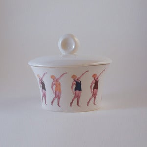 Image of Alice Mara: Swimmer Sugar Bowl