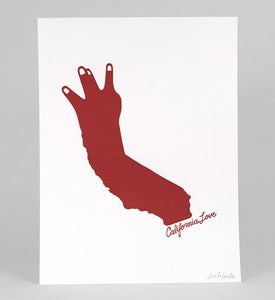 Image of CALIFORNIA LOVE Print