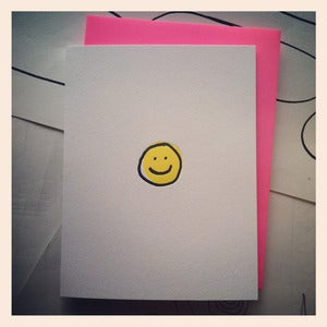 Image of HAPPY Card