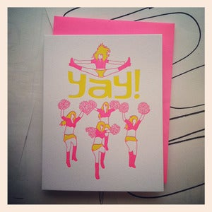 Image of YAY! Card