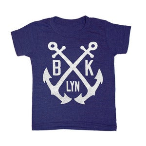 Image of Brooklyn Anchor | KIDS TEE
