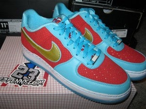 Image of Air Force 1 Low Supreme TZ NRG &quot;Year of the Dragon II&quot;