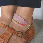 Image of Ribbon Anklet