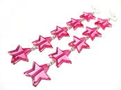 Image of Starry Shoulder Duster earrings