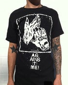 Image of Against Me! - Gloves T-Shirt