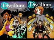 Image of Distillum Chapters 1&amp;2 - Out of Print copies