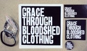 Image of Grace Through Bloodshed Clothing Fan Pack