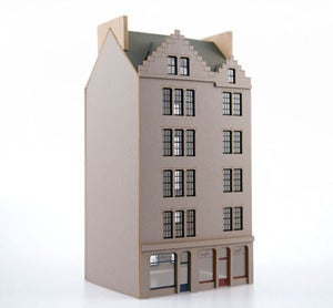 Image of Edinburgh Old Town Model Kit