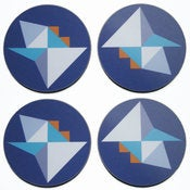 Image of Pi.ii Coaster Set