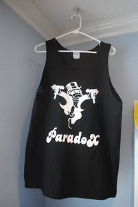 Image of O.G. Monoply Black and White Tank Top