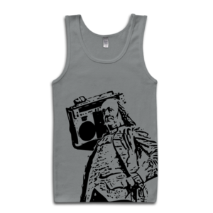 Image of Ben Jammin' Tank (Grey)