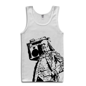 Image of Ben Jammin' Tank (White)