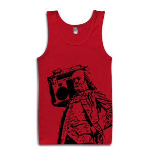 Image of Ben Jammin' Tank (Red)