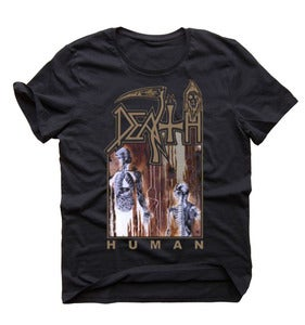 Image of Death - Human T-Shirt