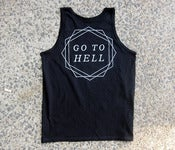 Image of Go To Hell Tank Top
