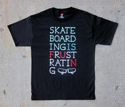 Image of Skateboarding Is Fun Tee