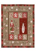 Image of Santa's Blessings quilt pattern