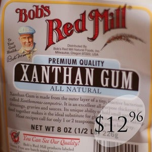 Image of Bob's Red Mill Xanthan Gum 8-oz. Bag