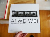 Image of Ai Weiwei - New York 1983-1993