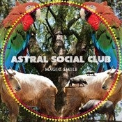 Image of ASTRAL SOCIAL CLUB &quot;MAGIC SMILE&quot; CD