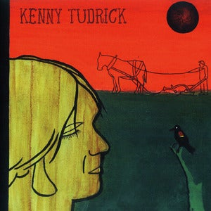 Image of FTN-009 - Kenny Tudrick - S/T (2LP)