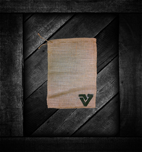 Image of VOGINK BURLAP BAG (Natural)