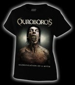 "Image of Ouroboros ""Glorification of a Myth"" Women's Shirt"