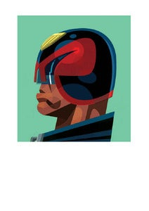 Image of Dredd Head