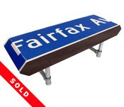 Image of SOLD - Fairfax Coffee Table