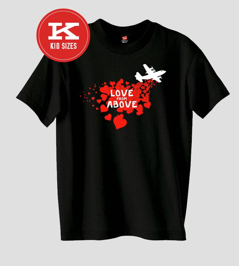 Image of Love From Above (Kids) - Batch 2 | Designed by Paul Jones