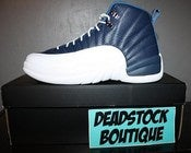 Image of Air Jordan Retro XII (12) &quot;Obsidian&quot;