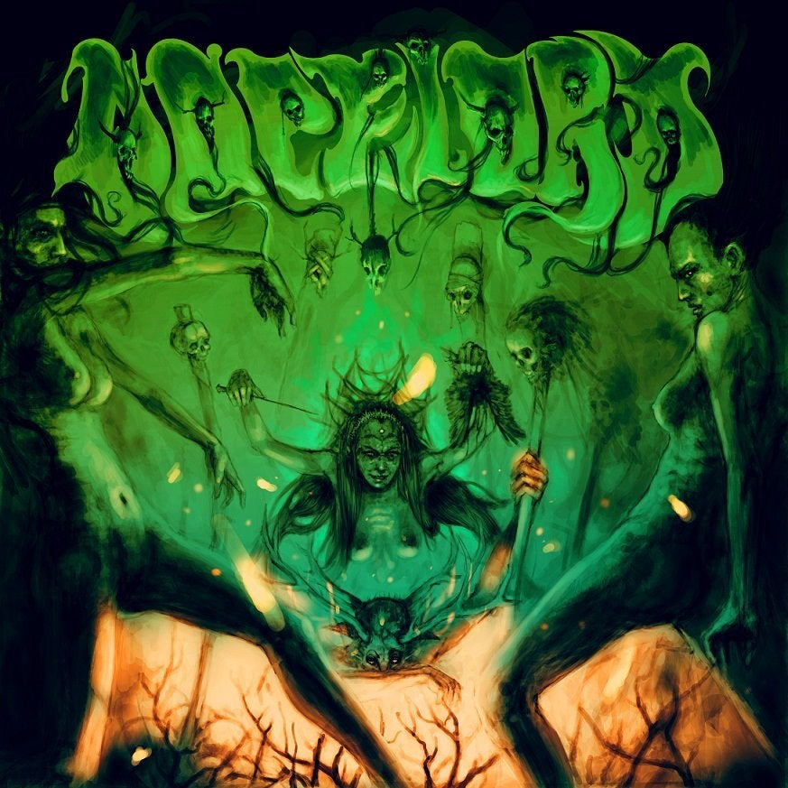 Image of Dopelord - &quot;Magick Rites&quot;
