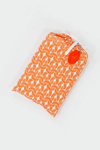 Image of Tangerine Knit Knit Bedlinen