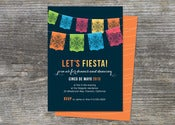 Image of Picado Fiesta Party Invitation (10)