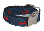 Image of Wild Cherry - Dog Collar