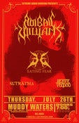 Image of Abigail Williams & Eating Fear -Thursday, July 26th @ Muddy Waters Cafe