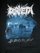 Image of Derketa - &quot;In Death We Meet&quot; t-shirt