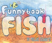 Image of Funnybook Fish Mini-Book DIGITAL DOWNLOAD