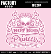 Image of Torque Brothers Hot Rod Princess - TB020A