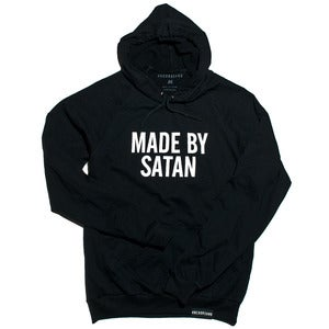 Image of Made By Satan Pullover Hoodie