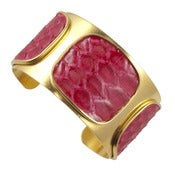 Image of Suzy Cuff - Red Python