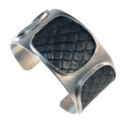 Image of Suzy Cuff - Steel