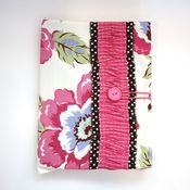Image of covered notebook - gypsy caravan 