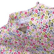 Image of Michiko Kimono Dress in Liberty print Fairford