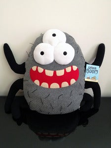 "Image of 16"" Spiderboom plush"