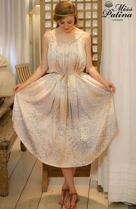 Image of &quot;Aphrodite, Dont Forget Me&quot; Dress (Bird) 
