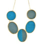 Image of Brianna Necklace - Turquoise