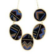 Image of Brianna Necklace - Tribal *As seen is Cosmo Latinas