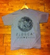 Image of ZLOGCAT Race Tee / Purple Haze